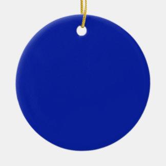Fondo del azul real en un ornamento ornamento para reyes magos