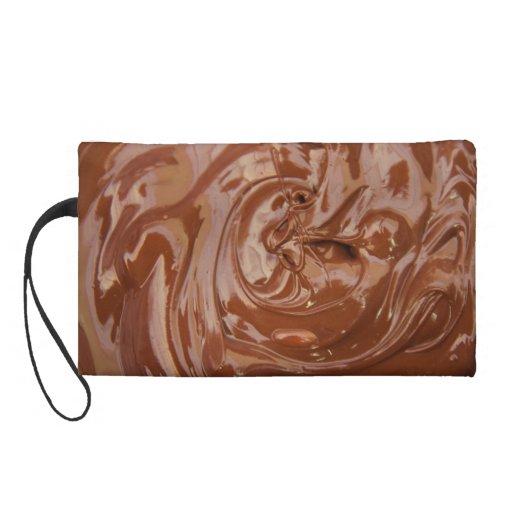 Fondo del chocolate