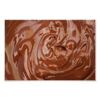 Fondo del chocolate fotos