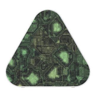 Fondo del circuito de ordenador altavoz bluetooth