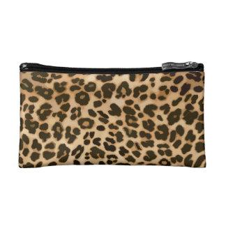 Fondo del estampado leopardo