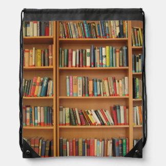 Fondo del estante mochila