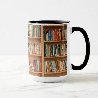 Fondo del estante taza