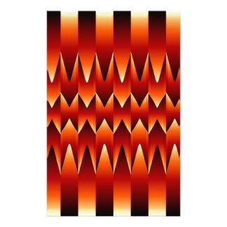 Fondo del extracto de la ilusión óptica  papeleria de diseño