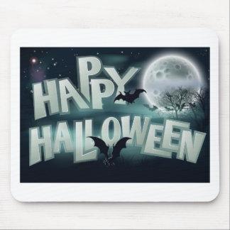 Fondo del feliz Halloween Tapetes De Raton
