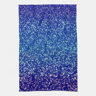 Fondo del gráfico del brillo de la toalla