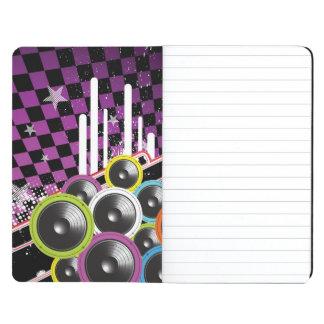 Fondo del Grunge Cuadernos Grapados