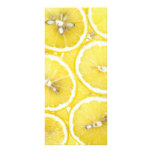 Fondo del limón diseños de tarjetas publicitarias