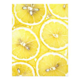"Fondo del limón folleto 8.5"" x 11"""