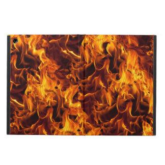 Fondo del modelo del fuego/de la llama