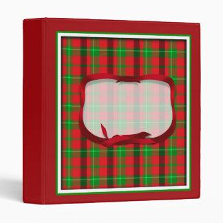 Fondo del navidad de la tela escocesa de tartán 2