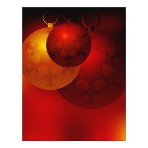 Fondo del navidad tarjetas informativas