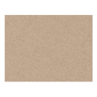 Fondo del papel de Brown Kraft impreso Postal