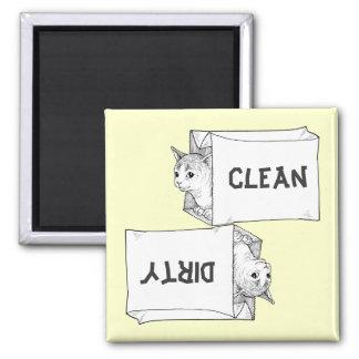 Fondo del personalizar del imán del lavaplatos de