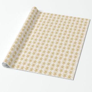 Fondo egipcio del color del pergamino del papel de regalo