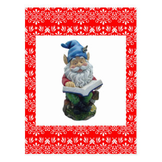 Fondo floral rojo festivo tarjeta postal