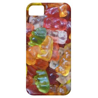 Fondo gomoso de los osos iPhone 5 coberturas