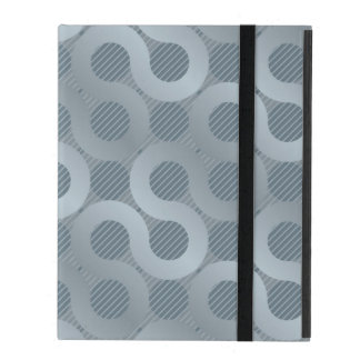 Fondo gris abstracto del flujo