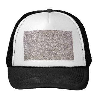 Fondo gris blanco de la textura de la alfombra gorras