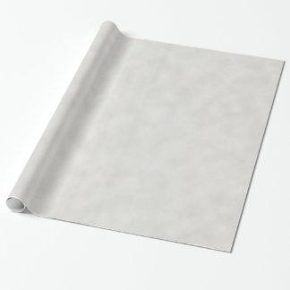 Fondo gris claro de la textura del pergamino papel de regalo