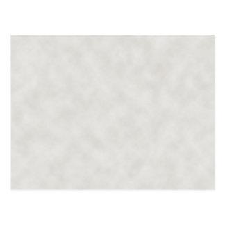 Fondo gris claro de la textura del pergamino tarjeta postal