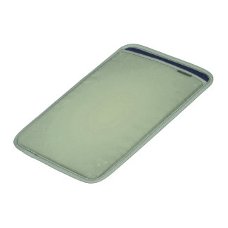 Fondo lamentable de la verde menta del estilo retr fundas MacBook