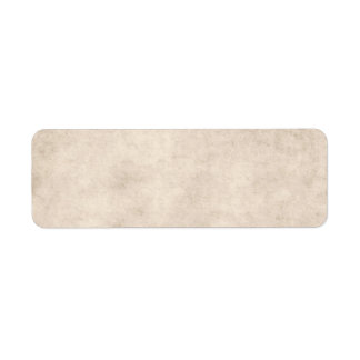Fondo ligero del papel de la antigüedad del pergam etiqueta de remite