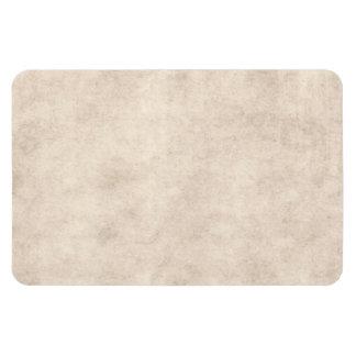 Fondo ligero del papel de la antigüedad del pergam imanes rectangulares