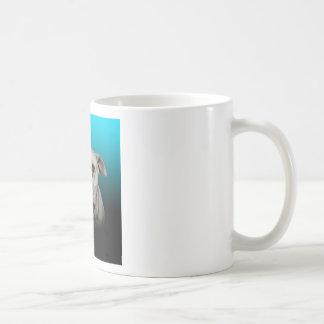 Fondo lindo de la pendiente del negro azul del taza
