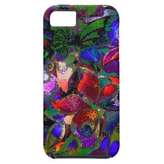 Fondo multicolor iPhone 5 carcasa