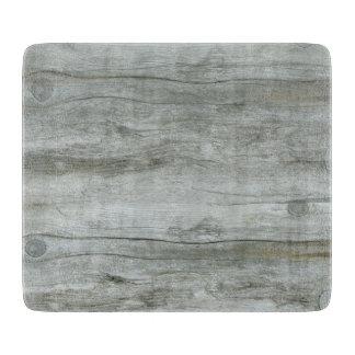 Fondo natural del Driftwood Tablas De Cortar