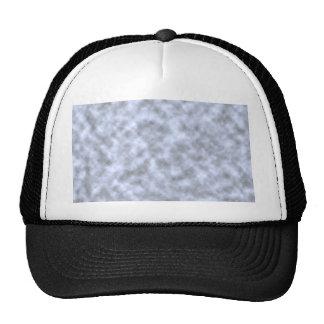 Fondo negro azul claro abigarrado del modelo gorras