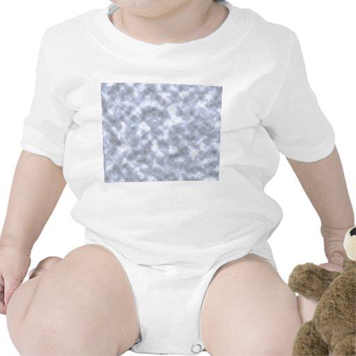 Fondo negro azul claro abigarrado del modelo traje de bebé