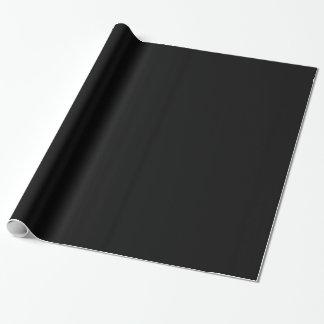 Fondo negro. Color sólido elegante elegante de la