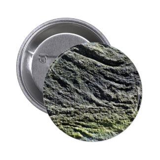 Fondo negro natural de la roca pin