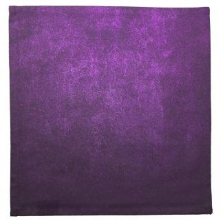 Fondo o papel púrpura abstracto con brillante servilletas