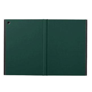 Fondo oscuro de color sólido de Forest Green del a