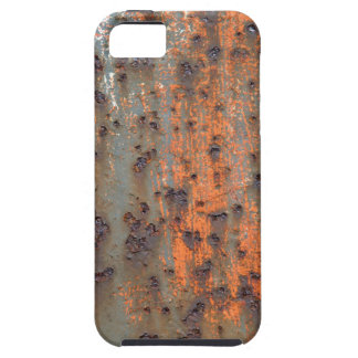 Fondo oxidado iPhone 5 carcasas