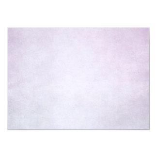"""Fondo personalizado acuarela púrpura de la lavanda invitación 4.5"""" x 6.25"""""""