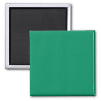 Fondo personalizado verde del color de la imán de frigorifico