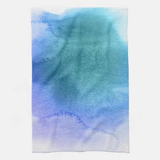 Fondo pintado a mano 12 de la acuarela abstracta toalla