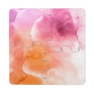 Fondo pintado a mano 3 3 de la acuarela abstracta