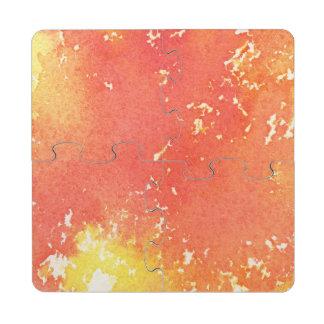 Fondo pintado a mano abstracto de la acuarela