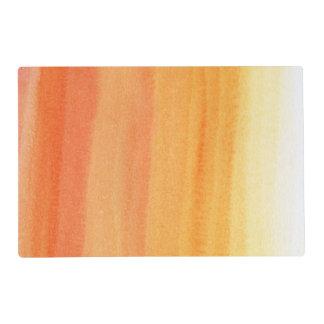 Fondo pintado a mano de la acuarela abstracta tapete individual