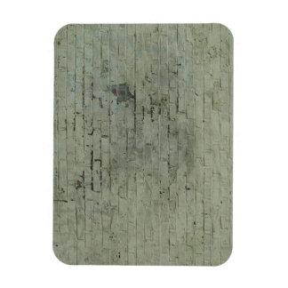 Fondo pintado gris de la textura de la pared de la imán de vinilo