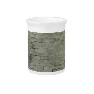 Fondo pintado gris de la textura de la pared de la jarrón