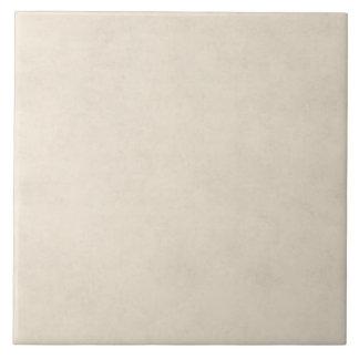 Fondo poner crema del pergamino del papel de la azulejo cuadrado grande