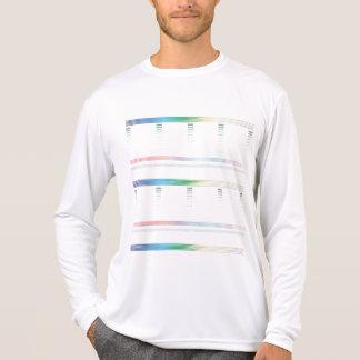 fondo psicodélico camiseta