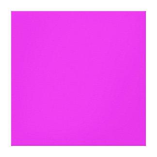 Fondo púrpura brillante violeta magenta del color impresión en lienzo