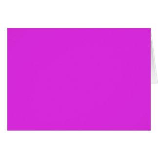 Fondo púrpura brillante violeta magenta del color tarjeta pequeña